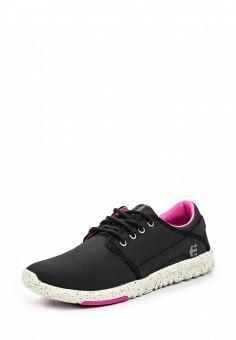 Кроссовки, Etnies, цвет: черный. Артикул: ET004AWNEE65. Женская обувь / Кроссовки и кеды / Кроссовки