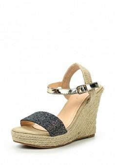 Босоножки, Exquily, цвет: мультиколор. Артикул: EX003AWTJL99. Женская обувь / Босоножки