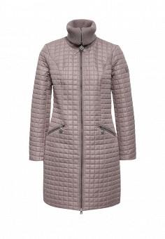 Куртка утепленная, FiNN FLARE, цвет: розовый. Артикул: FI001EWKHG17. Женская одежда / Верхняя одежда