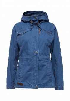Парка, Five Seasons, цвет: синий. Артикул: FI615EWRWF47. Женская одежда / Верхняя одежда / Парки