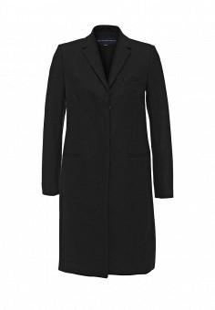 Пальто, French Connection, цвет: черный. Артикул: FR003EWKFB30. Премиум / Одежда / Верхняя одежда / Пальто
