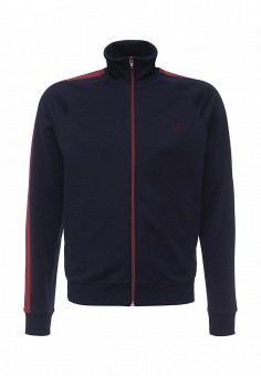 Олимпийка, Fred Perry, цвет: синий. Артикул: FR006EMOOI55. Fred Perry