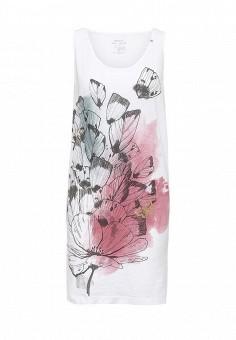 Платье, Gas, цвет: белый. Артикул: GA340EWJNO24. Женская одежда / Платья и сарафаны / Летние платья