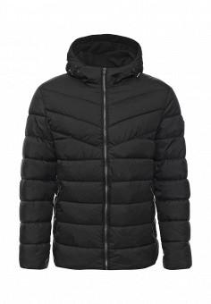 Куртка утепленная, Grishko, цвет: черный. Артикул: GR371EMLKN65. Мужская одежда / Верхняя одежда