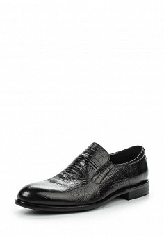 Лоферы, Guido Grozzi, цвет: черный. Артикул: GU014AMLRI61.