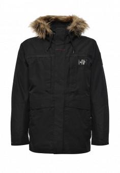 Парка, Helly Hansen, цвет: черный. Артикул: HE012EMLTD08. Мужская одежда / Верхняя одежда