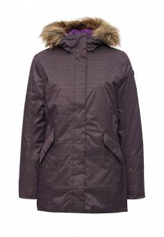 Куртка утепленная, Helly Hansen, цвет: фиолетовый. Артикул: HE012EWLTC74. Женская одежда / Верхняя одежда / Парки