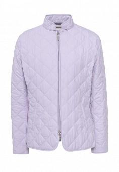 Куртка утепленная, Husky, цвет: фиолетовый. Артикул: HU011EWQRR61. Женская одежда / Верхняя одежда / Демисезонные куртки