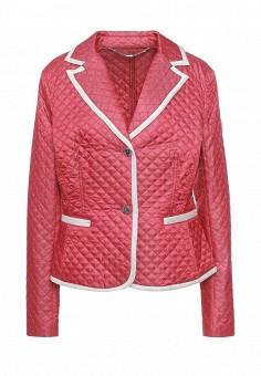 Куртка утепленная, Husky, цвет: красный. Артикул: HU011EWQRR95. Женская одежда / Верхняя одежда / Демисезонные куртки