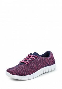Кроссовки, Ideal, цвет: мультиколор. Артикул: ID005AWPSL62. Женская обувь / Кроссовки и кеды / Кроссовки