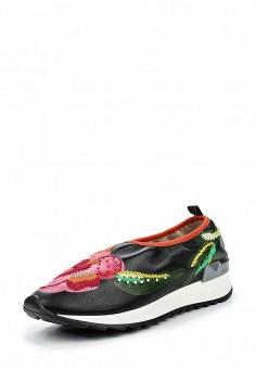 Кроссовки, Ilvi, цвет: черный. Артикул: IL004AWQXF14. Женская обувь / Кроссовки и кеды / Кроссовки