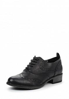 Ботинки, Instreet, цвет: черный. Артикул: IN011AWHGL63. Женская обувь / Ботинки