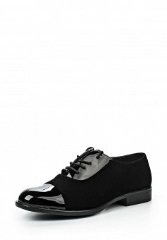 Ботинки, Instreet, цвет: черный. Артикул: IN011AWKOH21. Женская обувь / Ботинки
