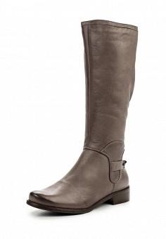 Сапоги, Indiana, цвет: серый. Артикул: IN030AWLBF48. Женская обувь / Сапоги