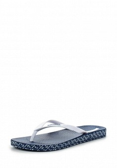 Сланцы, Ipanema, цвет: белый. Артикул: IP124AWTAT84. Женская обувь / Шлепанцы и акваобувь
