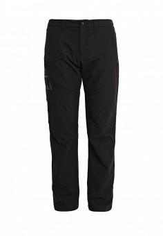 Брюки утепленные, Jack Wolfskin, цвет: черный. Артикул: JA021EMKHQ66. Мужская одежда