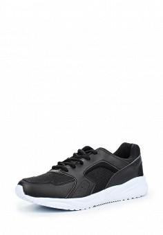 Кроссовки, Jennyfer, цвет: черный. Артикул: JE008AWQLG31. Женская обувь / Кроссовки и кеды