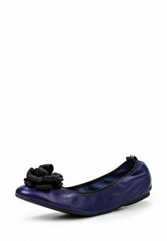 Балетки, Jog Dog, цвет: синий. Артикул: JO019AWQFF40. Премиум / Обувь / Балетки