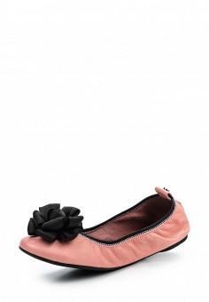 Балетки, Jog Dog, цвет: розовый. Артикул: JO019AWQFF43. Премиум / Обувь / Балетки
