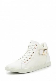 Кеды, Keddo, цвет: белый. Артикул: KE037AWKDX16. Женская обувь / Кроссовки и кеды