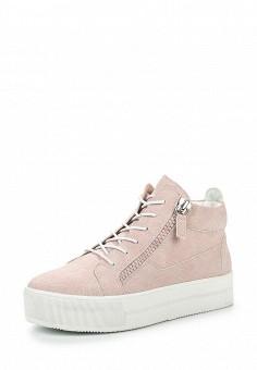 Кеды, Keddo, цвет: розовый. Артикул: KE037AWQCE67. Женская обувь / Кроссовки и кеды