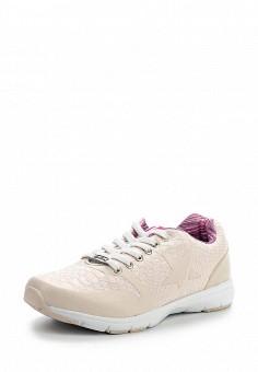 Кроссовки, Kylie, цвет: бежевый. Артикул: KY002AWPBQ73. Женская обувь / Кроссовки и кеды / Кроссовки