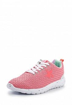 Кроссовки, Kylie, цвет: розовый. Артикул: KY002AWPBQ91. Женская обувь / Кроссовки и кеды / Кроссовки