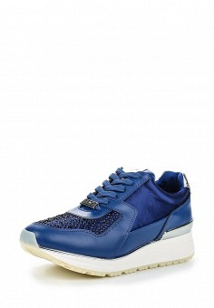Кроссовки, Liu Jo, цвет: синий. Артикул: LI687AWOQE39. Премиум / Обувь