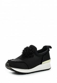 Кроссовки, Liu Jo, цвет: черный. Артикул: LI687AWOQE46. Премиум / Обувь