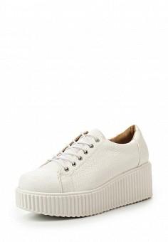 Кроссовки, LOST INK, цвет: белый. Артикул: LO019AWRCX46. Женская обувь / Кроссовки и кеды