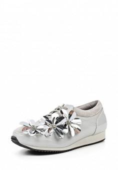 Кроссовки, LOST INK, цвет: серый. Артикул: LO019AWROK49. Женская обувь / Кроссовки и кеды / Кроссовки