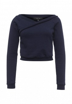 Свитшот, LOST INK, цвет: синий. Артикул: LO019EWNRB43. Женская одежда