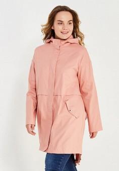 Парка, LOST INK PLUS, цвет: розовый. Артикул: LO035EWTOS43. Женская одежда / Верхняя одежда / Парки