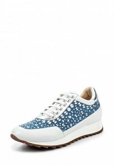 Кроссовки, Loriblu, цвет: голубой. Артикул: LO137AWOZI47. Премиум / Обувь / Кроссовки и кеды / Кроссовки