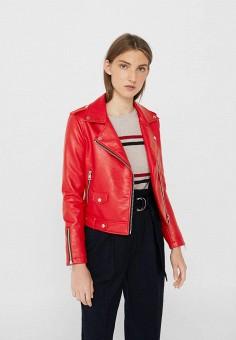 Куртка, Mango, цвет: . Артикул: MA002EWTJY07. Женская одежда / Верхняя одежда / Косухи