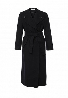 Пальто, Max&Co, цвет: синий. Артикул: MA111EWOMN32. Премиум / Одежда / Верхняя одежда / Пальто