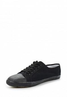 Кеды, Malvern, цвет: черный. Артикул: MA121AMTRG27. Мужская обувь / Кроссовки и кеды