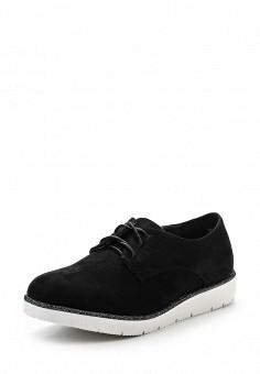 Ботинки, Mellisa, цвет: черный. Артикул: ME030AWRQR81. Женская обувь / Ботинки / Низкие ботинки
