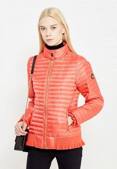 Пуховик, Michael Michael Kors, цвет: красный. Артикул: MI048EWUGZ47. Премиум / Одежда / Верхняя одежда / Пуховики и зимние куртки