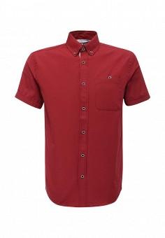 Рубашка, Modis, цвет: бордовый. Артикул: MO044EMSXP13. Мужская одежда / Рубашки