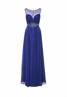 Платье, To be Bride, цвет: синий. Артикул: MP002XW0DPA1. Женская одежда / Платья и сарафаны / Вечерние платья