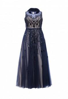 Платье, To be Bride, цвет: синий. Артикул: MP002XW0DPA7. Женская одежда / Платья и сарафаны / Вечерние платья