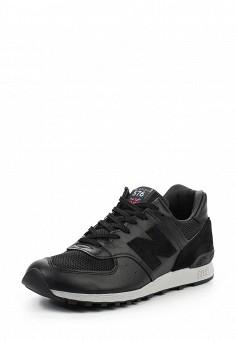 Кроссовки, New Balance, цвет: черный. Артикул: NE007AMPDJ49. Мужская обувь