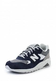 Кроссовки, New Balance, цвет: синий. Артикул: NE007AMPDJ61. Мужская обувь