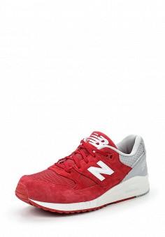 Кроссовки, New Balance, цвет: красный. Артикул: NE007AMPDJ71. Мужская обувь