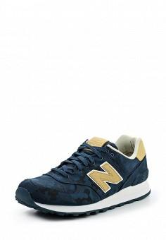 Кроссовки, New Balance, цвет: бирюзовый. Артикул: NE007AMPDJ82. Мужская обувь