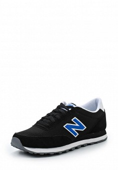 Кроссовки, New Balance, цвет: черный. Артикул: NE007AMPDJ90. Мужская обувь