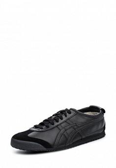 Кроссовки, Onitsuka Tiger, цвет: черный. Артикул: ON737AUJHQ43. Женская обувь / Кроссовки и кеды / Кроссовки