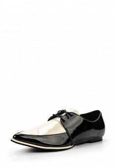 Ботинки, oodji, цвет: мультиколор. Артикул: OO001AWIHI21. Женская обувь / Ботинки