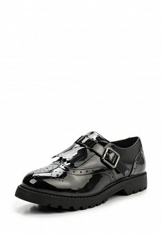 Ботинки, oodji, цвет: черный. Артикул: OO001AWLPZ26. Женская обувь / Ботинки